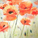 Poppy Meadow by Ruth S Harris
