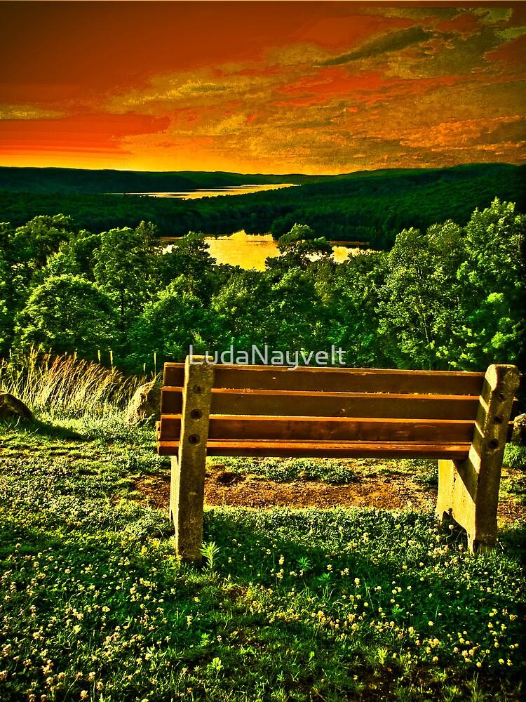 Rest at Quabbin  by LudaNayvelt