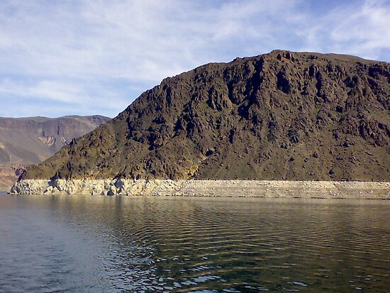 Nokia Collection: The Black Canyon (Lake Mead) by ellismorleyphto