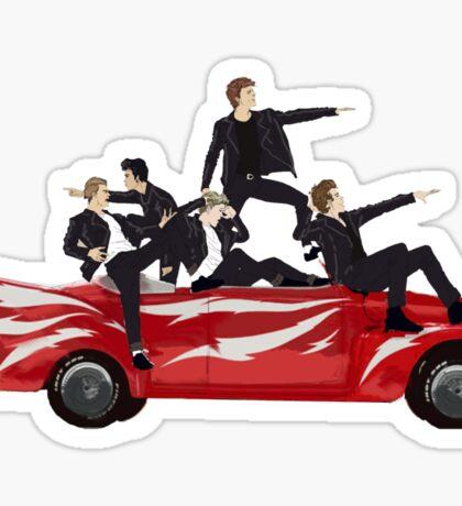 Grease Lightning! Sticker