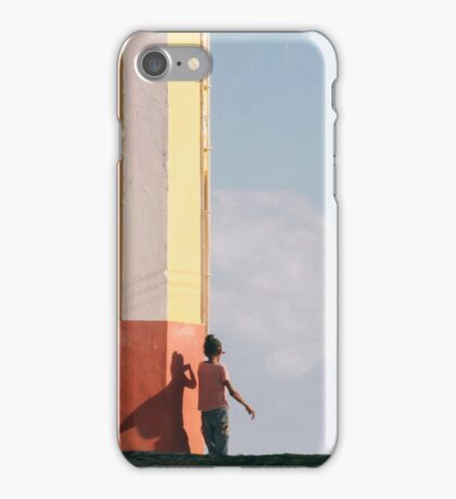 There's a super hero inside all of us.. iPhone Case/Skin