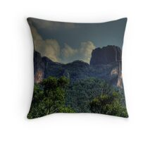 Grand High Tops in the Warrumbungles 004 Throw Pillow