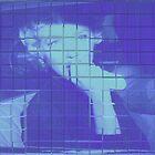 blue marilyn by bshep