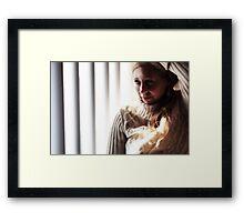 Feels Like Forever Framed Print