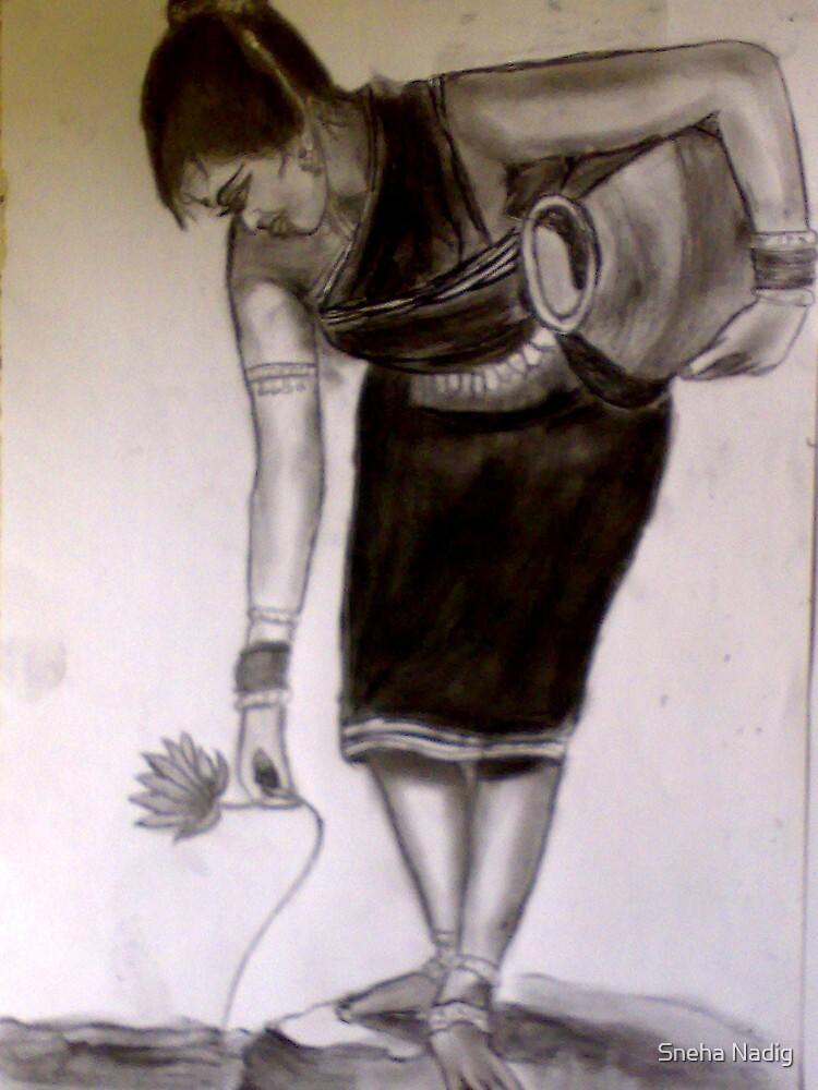 Belle by Sneha Nadig