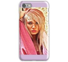 Competition Portrait  iPhone Case/Skin