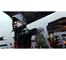 Ken Kaneki - Tokyo Ghoul Photographic Print