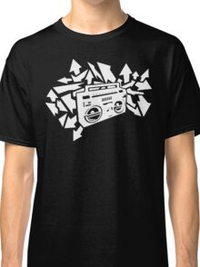Boombox dark shirts edition Classic T-Shirt