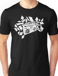 Boombox dark shirts edition Unisex T-Shirt