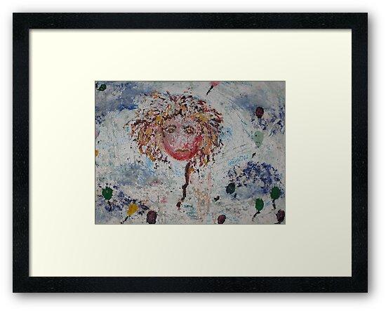 Jadorerougeballoon by Darrell Kinsel