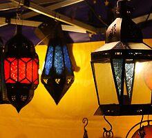 Milan. Street Market, Lamps 2010 by Igor Pozdnyakov