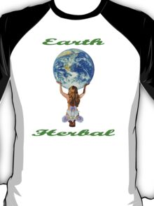 Earth Herbal Support Tee T-Shirt