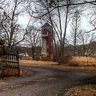 Watchtower & Gate by Terence Russell