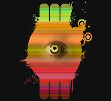Minds Eye Mens V-Neck T-Shirt