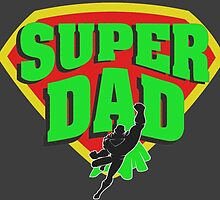 Super dad by kurticide