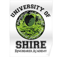 University of Shire Poster