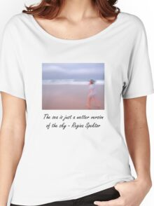The Sea and the Sky Women's Relaxed Fit T-Shirt