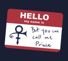 Hi, my name is Prince by Stuart Stolzenberg