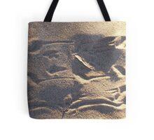 Animal Tracks [Goanna]Victoria River Northern Territory  Tote Bag