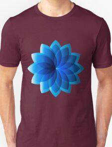 Abstract Digital Star Unisex T-Shirt