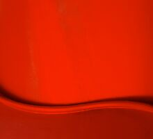 Red curve  by Christina Backus