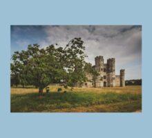Titchfield Abbey, Hampshire, England. UK Kids Tee