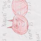 Emily's Cutety Pie Kitten by msdebbie