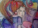 ETERNAL GIRL by Anthea  Slade