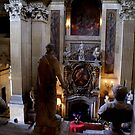 Castle Howard, North Yorkshire, great entry hall by BronReid