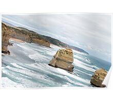 GREAT OCEAN ROAD 08 Poster