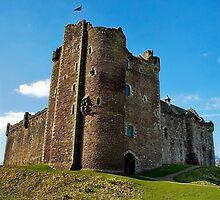 Doune Castle - Doune, Scotland by Erin Guest