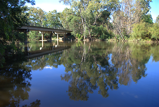 Reflections by Kerry  Hill