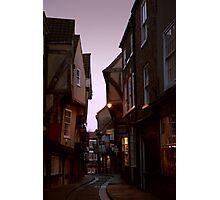 The Shambles - York Photographic Print