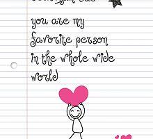 Dear dad! by artisanobscure