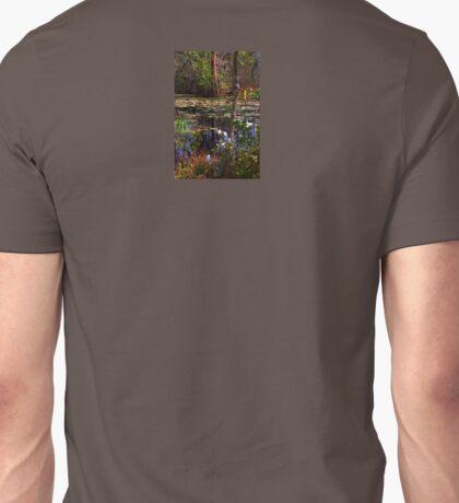 White Azaleas in the swamps of SC T-Shirt