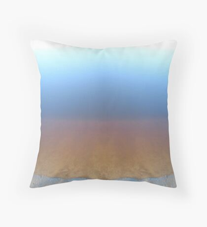 Colours of the Cashen Throw Pillow