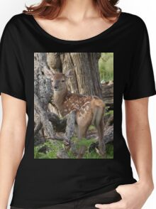 Babe In The Wood Women's Relaxed Fit T-Shirt