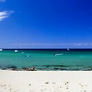 Meelup Beach Panorama by Sheldon Pettit