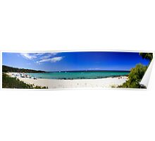 Meelup Beach Panorama Poster