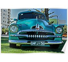 Modified FJ Holden at Wigley Reserve Poster