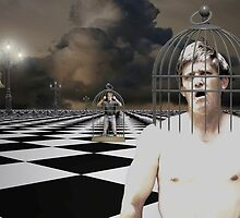 In cages of our own devising by AndyGii