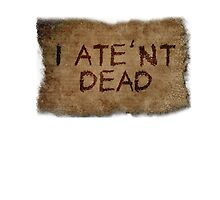 ATE'NT DEAD by PJRed