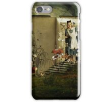 Alice into Wonderland iPhone Case/Skin