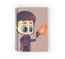 Podrick Spiral Notebook
