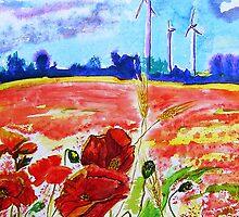 wind by Birgits