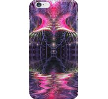 Fractal Temple iPhone Case/Skin
