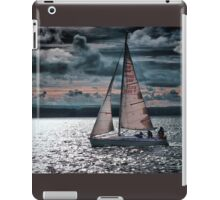 Red Sails In The Sunset iPad Case/Skin