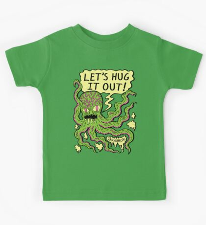 Lets Hug It Out Kids Tee