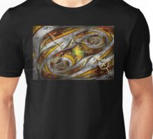Steampunk - Spiral - Space time continuum Unisex T-Shirt