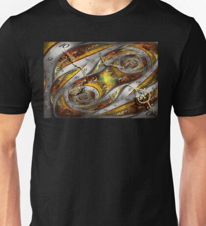 Steampunk - Spiral - Space time continuum Unisex T-Shirt
